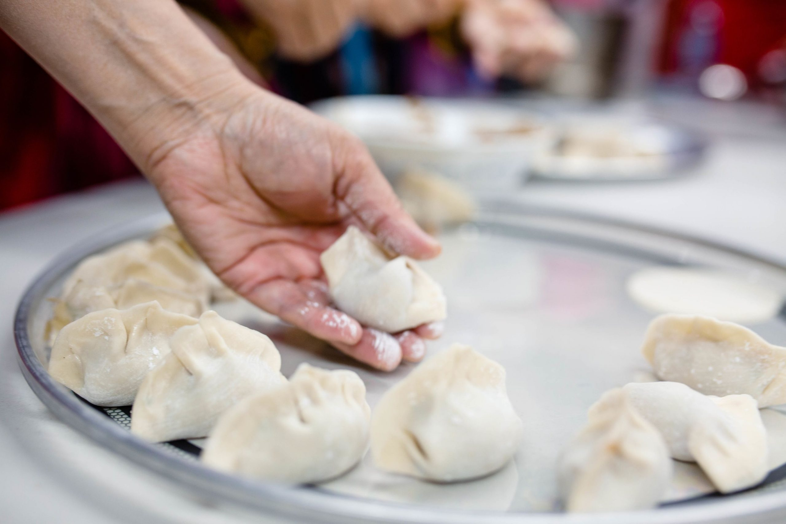 NSG Project - Dumpling Making Workshop