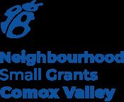 Comox Valley's Neighbourhood Small Grants logo